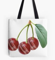Cricket Ball Cherries! Tote Bag