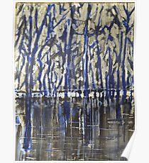Pond of Boulet Feins Poster