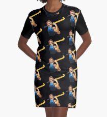 Wir können es schaffen! Feldhockey! T-Shirt Kleid