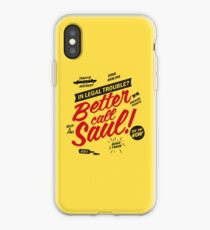 Better Call Saul  iPhone Case