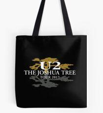 Joshua Tree Tour 2017 Tote Bag
