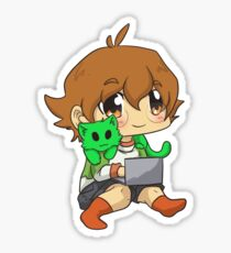 Voltron - Pidge Sticker