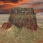 Tower Butte by phil decocco