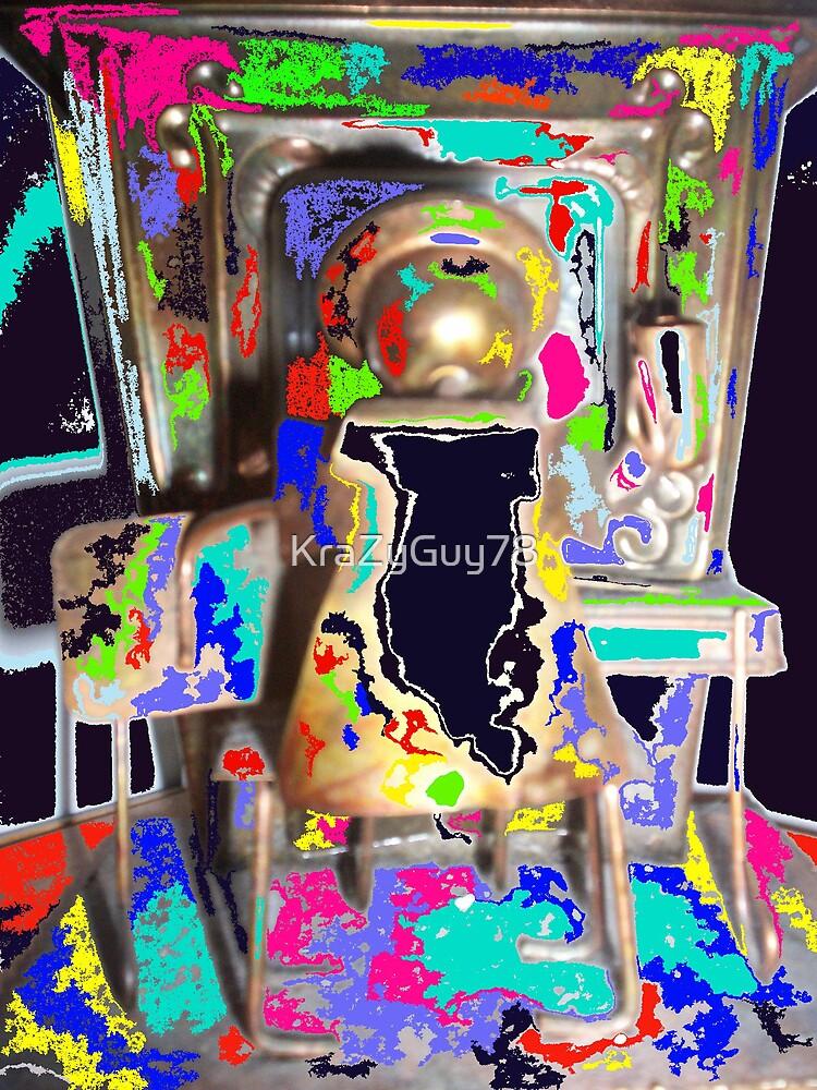 music box w/a litttle coler by KraZyGuy78