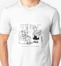 Husband Redundant T-Shirt