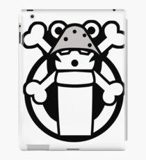 Kuma Skull iPad Case/Skin