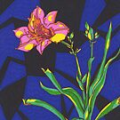 The Healing Lily by Angelique  Moselle