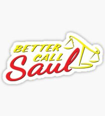 Better Call Saul (Logo) Sticker