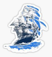 Black Sails Sticker
