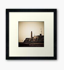 Castillo del Morro Framed Print