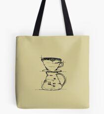 Pour over  Tote Bag