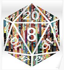 D20 Poster