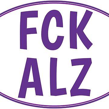 FCK ALZ Oval by fckalz