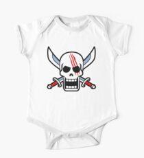 Shanks Skull One Piece - Short Sleeve