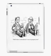 Tramps in Property iPad Case/Skin