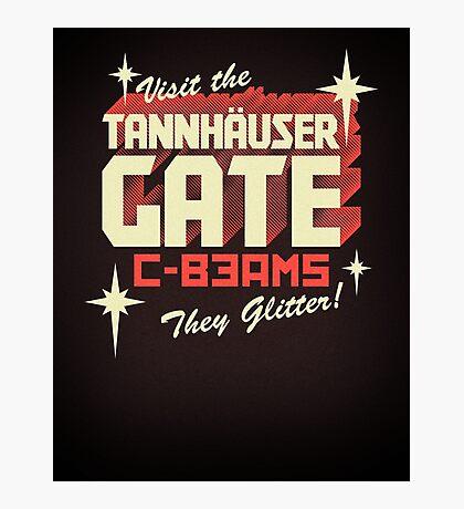 Tannhäuser Gate Photographic Print