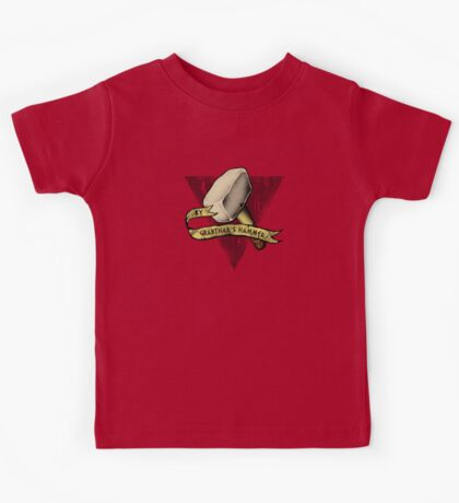 By Grabthar's Hammer! Kids Clothes