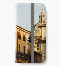 Piazza Navona iPhone Wallet/Case/Skin