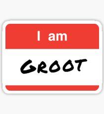Groot Sticker