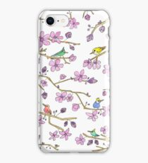 Blossom Birds iPhone Case/Skin