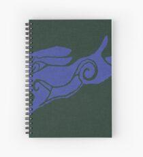 Mederei's Flag Spiral Notebook
