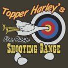 Topper Harley's Free Range Shooting Range by robotrobotROBOT