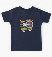 Topper Harley's Free Range Shooting Range Kids Tee