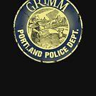 Grimm Police Department by robotrobotROBOT