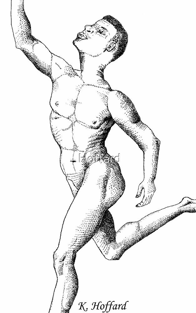 Anatomy of a Dancer by Hoffard