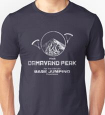 Damavand Peak Unisex T-Shirt