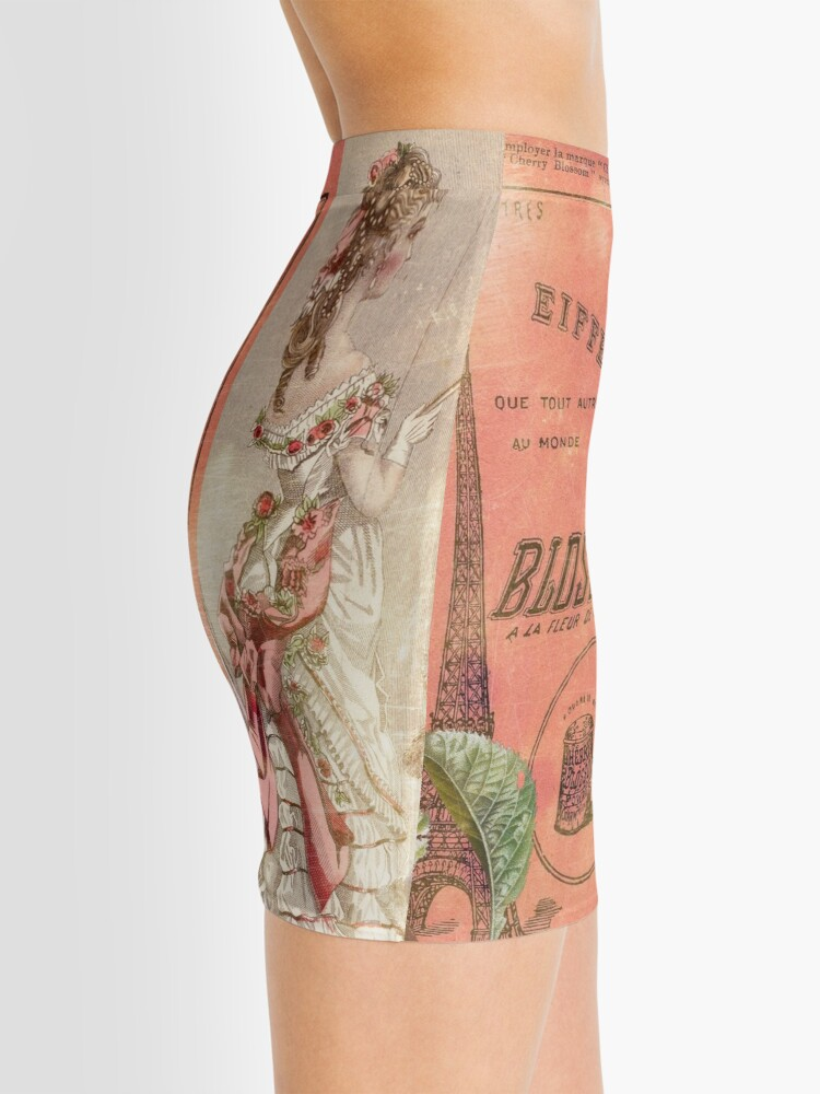Alternate view of Cherry Blossom Mini Skirt