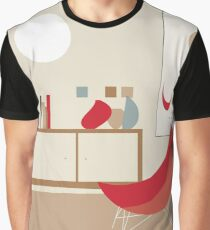 Inside Mid-century modern 01_20 Graphic T-Shirt