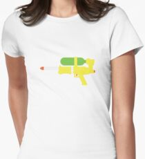 Super Soaker 50 Women's Fitted T-Shirt