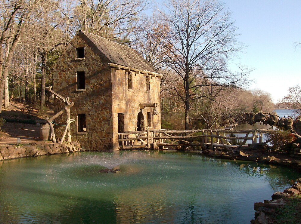 Old Mill by Michael Self
