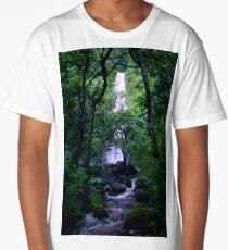 Tropical Downpour Long T-Shirt
