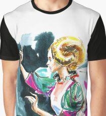Dancing woman Graphic T-Shirt