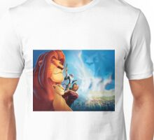 Pride Rock Unisex T-Shirt