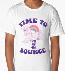 Time To Bounce Long T-Shirt