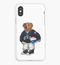 POLO BEAR iPhone Case/Skin