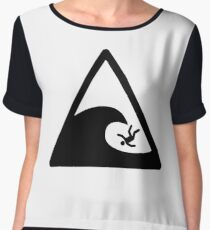 Wave sign - Accident Chiffon Top