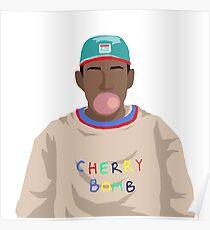 Tyler the Creator - Cherry Bomb Poster
