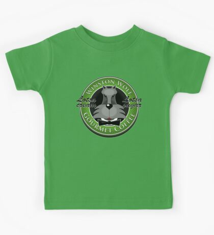 Winston Wolf: Gourmet Coffee. Kids Clothes