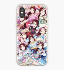 Riko Sakurauchi collage; Love Live iPhone Case