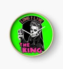 Long Live The King Clock