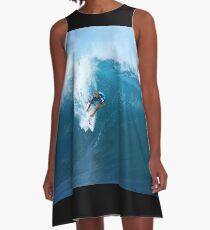 Kelly Slater  Banzai Pipeline A-Line Dress
