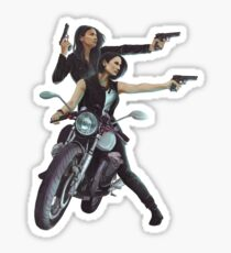 Double Trouble Sticker