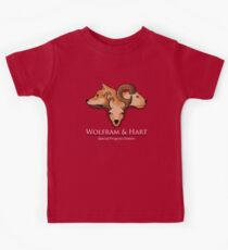 Wolfram and Hart - Angel Kids Clothes