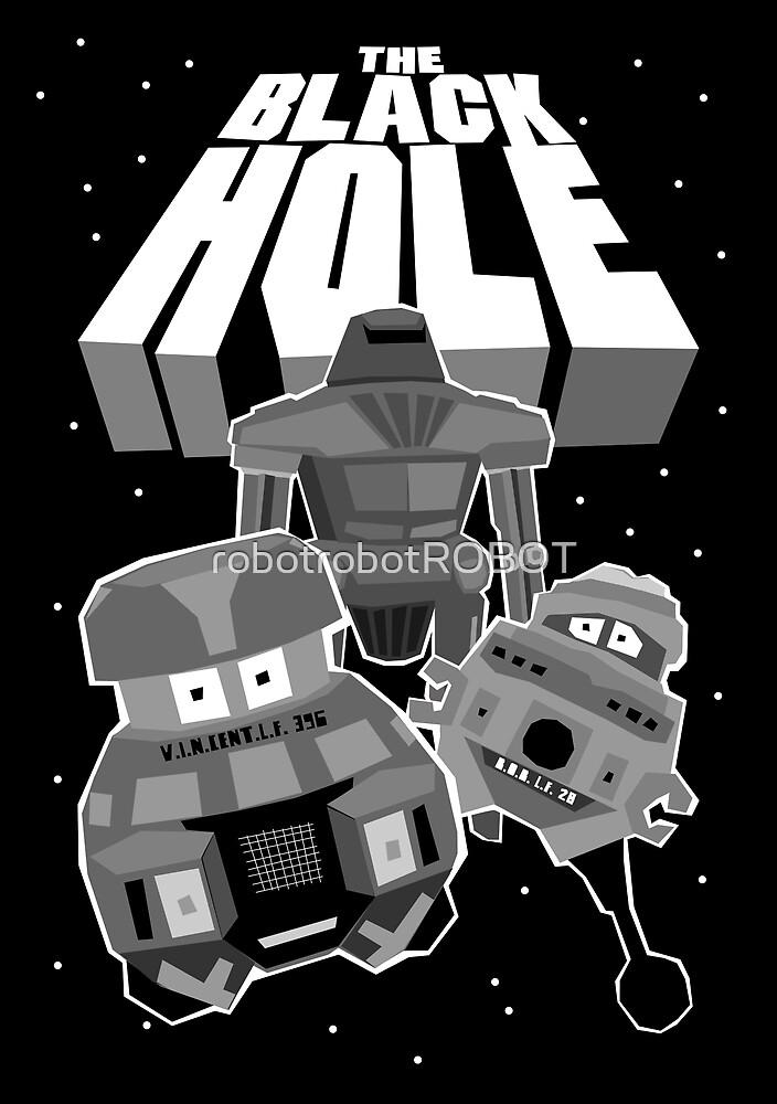 The Black Hole by robotrobotROBOT
