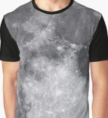 Moon Graphic T-Shirt