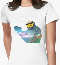 Halo 1 - Combat Evolved : Master Chief Vector T-Shirt